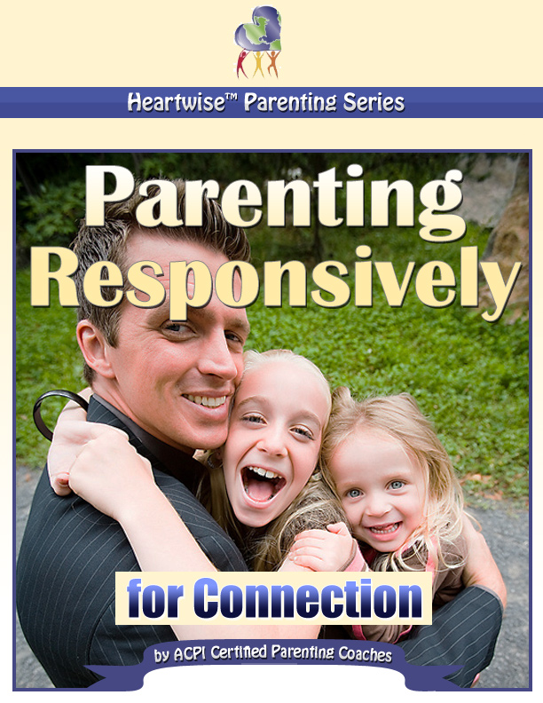 New Book: Parenting Responsively for Connection