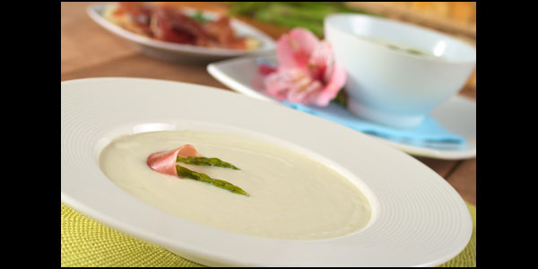 After Oral Surgery Recipe &#8211; Cream of Asparagus Soup