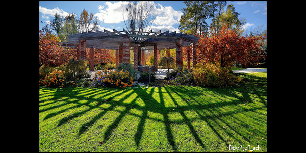 How To Add Lighting To Your Pergola