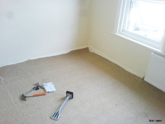 A Step by Step Guide to Fitting Carpets