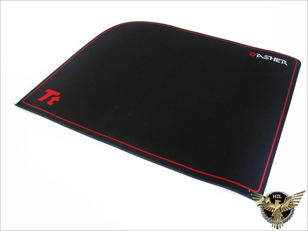 Tt eSports Dasher, The Ultimate Gaming Mousepad