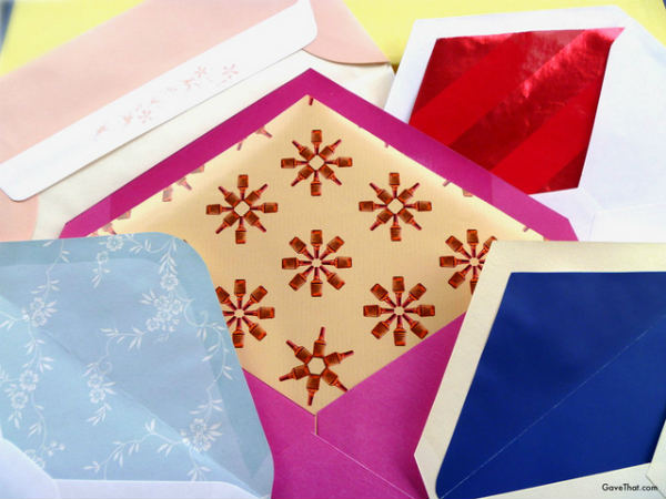 How To Make Attractive Paper Envelopes