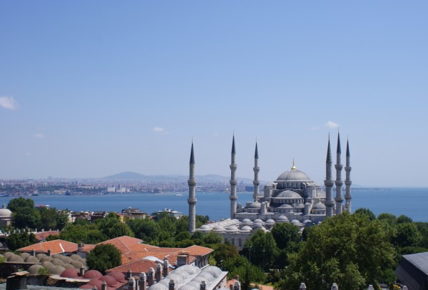 Top 5 Sights In Istanbul