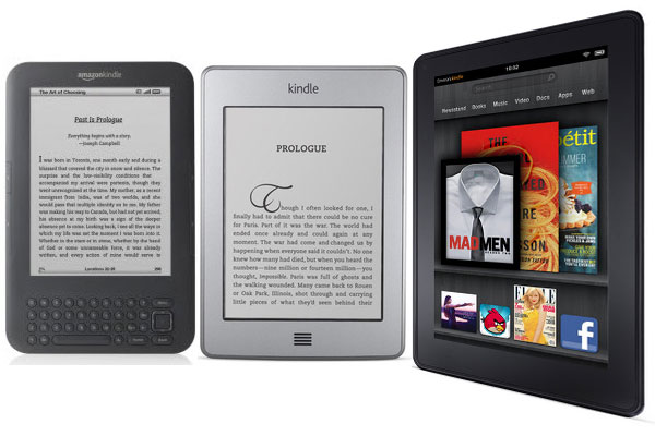 Kindle – Read Any Book Anywhere Anytime