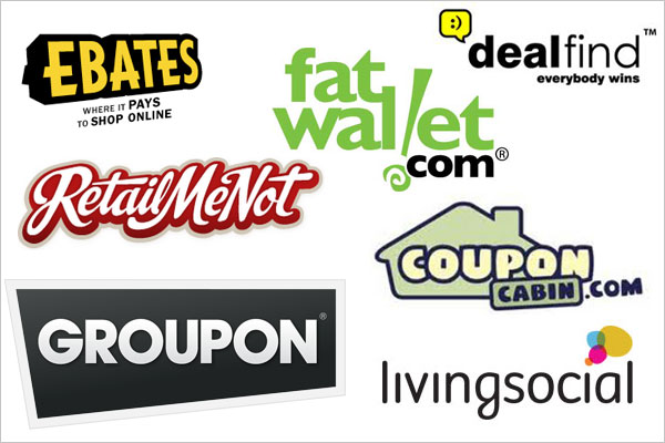 Top coupon sites for everyday shopping