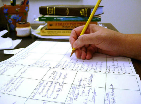 How To Write Lesson Plans