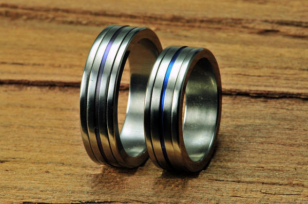 How to Maintain Your Titanium Wedding Ring