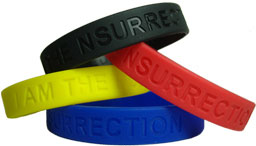 Printed Wristbands-a New Kids Craze
