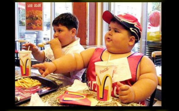 Stopping National Obesity Trend in Children Means Cutting A Lot of Calories