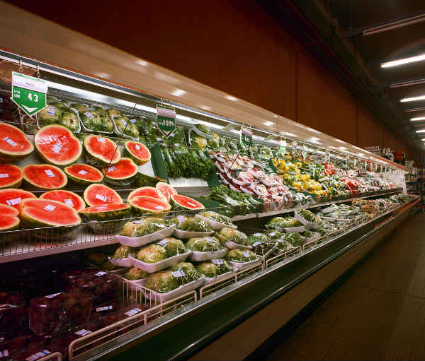 Healthy Eating From the Supermarket Aisle
