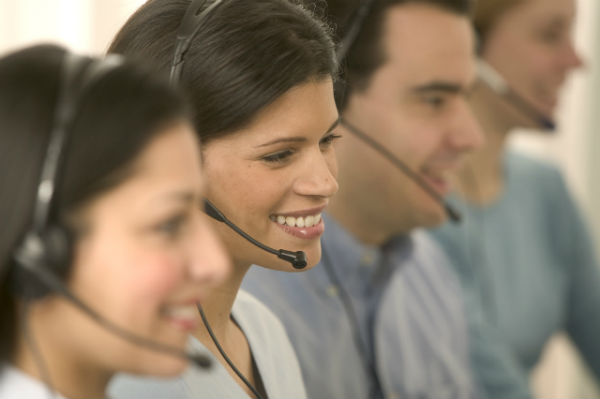 Finding a Job in a Call Center