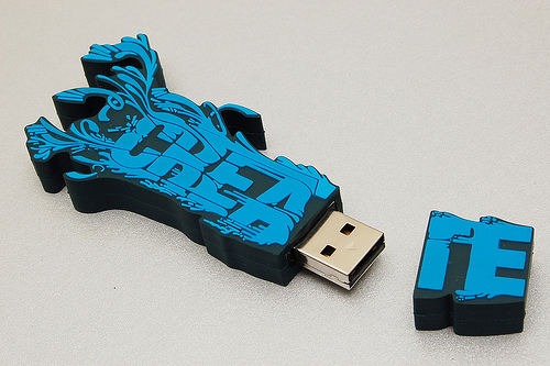 How USB Flash Drives Can Be A Powerful Marketing Tool