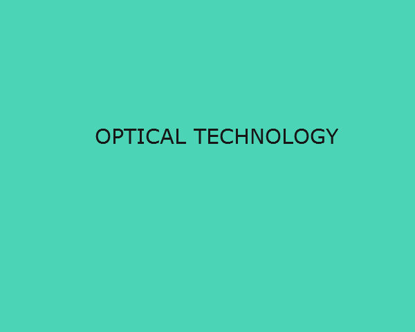 Where is Optical Technology Headed in the Future?