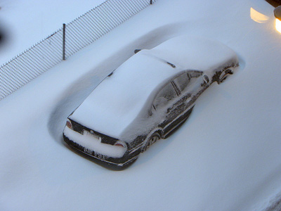 How to Prepare Your Car for the Winter Weather