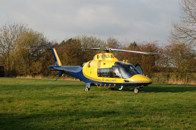 Build a Career in Flying : Helicopter Pilot Training in the UK