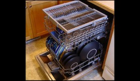 How to Load a Dishwasher Correctly to Prevent Broken Dishes