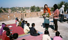Spend Your Volunteer Vacation for Child Care in India